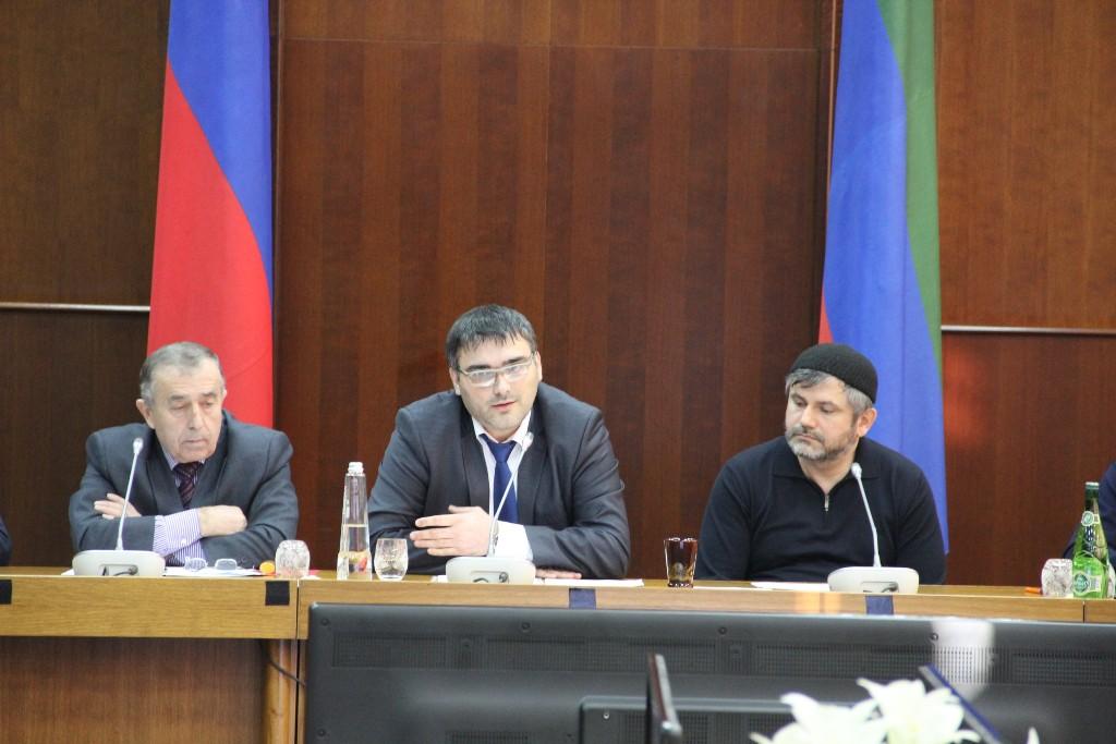 В Центральном территориальном округе прошла конференция по антитеррористической тематике