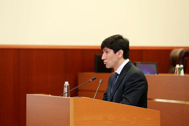 ЦИК предложил кандидатуру нового председателя избиркома Дагестана
