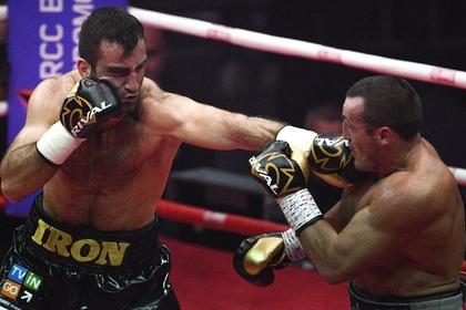 Гассиев прокомментировал победу в поединке с Лебедевым
