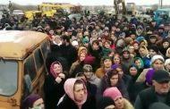 В дагестанском селе Самур прошла очередная экологическая акция протеста (Видео)