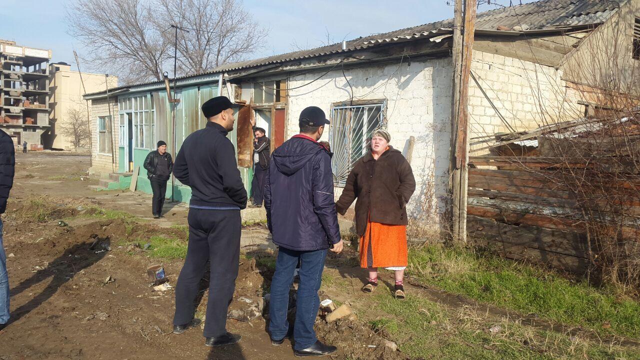 Дома в Сепараторном поселке Махачкалы планируют снести, не дав их жильцам альтернативы