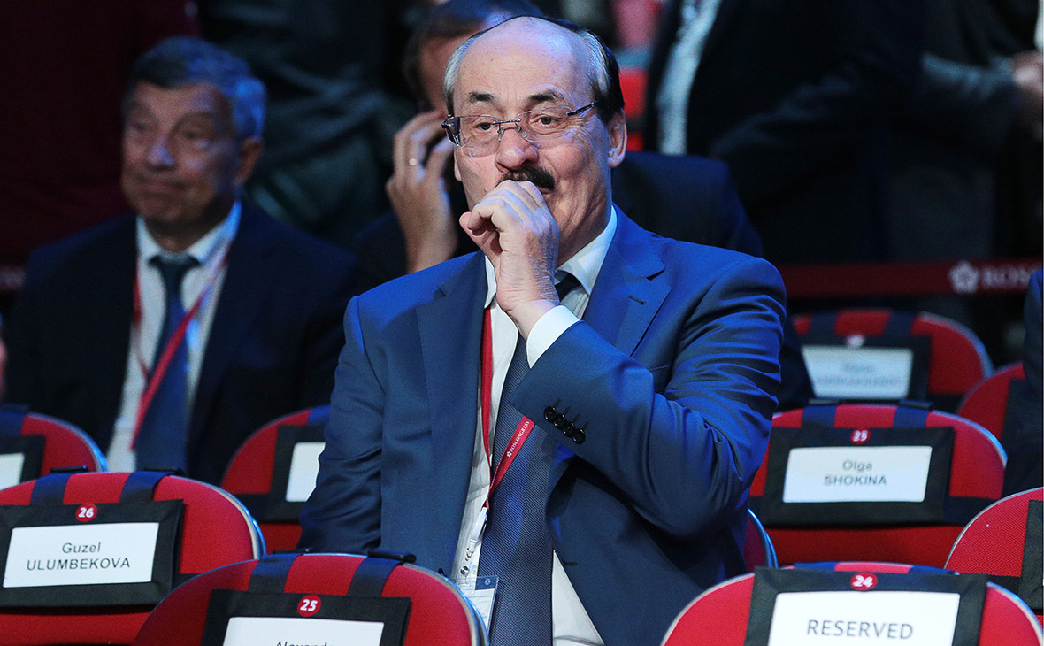Рамазан Абдулатипов отправлен в отставку - инсайд