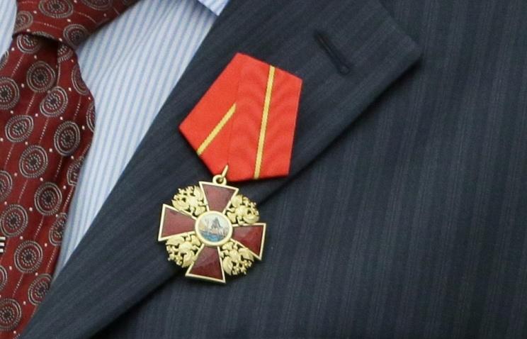 Орден от Президента как признание заслуг перед Россией и Дагестаном