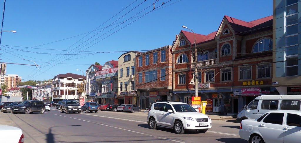 Проспект Гамидова