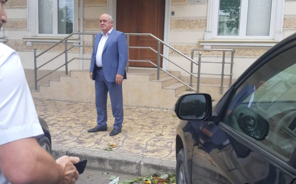 Абдулатипов задержан за организацию преступного сообщества